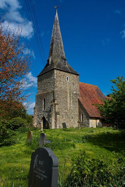 St Mary's Church, Sevington