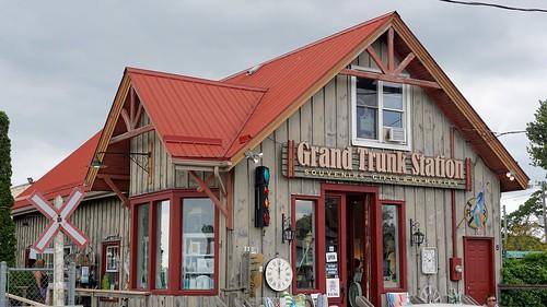 Grand Trunk Era Station is now a souvenir shop | by meemainseen