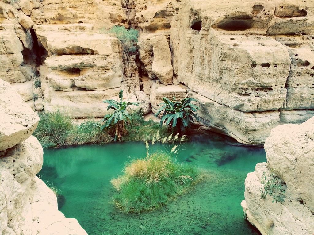 Risultati immagini per Wadi Shab,