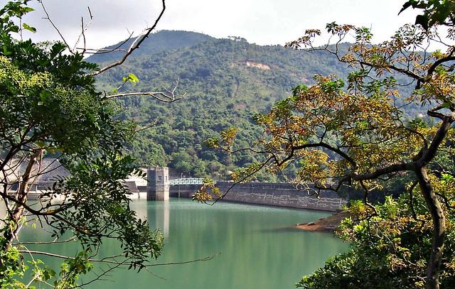 Shing Mun Reservoir 城門水塘, Jubilee Reservoir 銀禧水塘, New Territories, Hong Kong