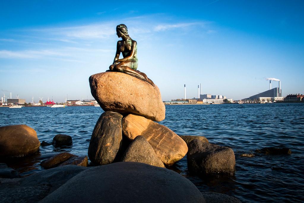 Image result for The Little Mermaid Of Copenhagen
