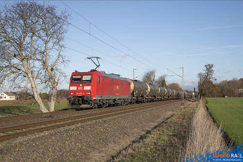 185 056 DB Cargo . 48572 . Kohlscheid . 19.12.18.