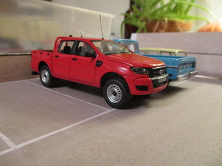 Ford Ranger (2016) by Momaco (Alarme Series)   by IFHP97