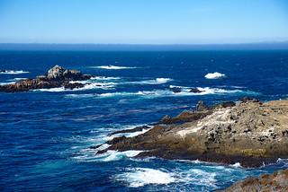 Rocks, from Sand Hill trail, Point Lobos | by aenigmatēs