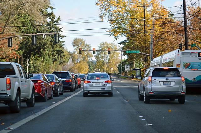 Washington State Highways: Washington State Route 522