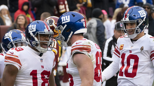 New York Giants   by Keith Allison