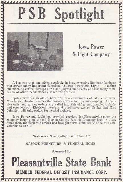 SCN_0014 PSB Spotlight Iowa Power and Light Company
