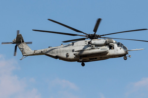 CH-53E 162501 MCAS Yuma 2 WM   by finband76