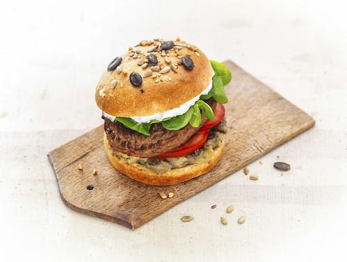 burger | by studio mixture