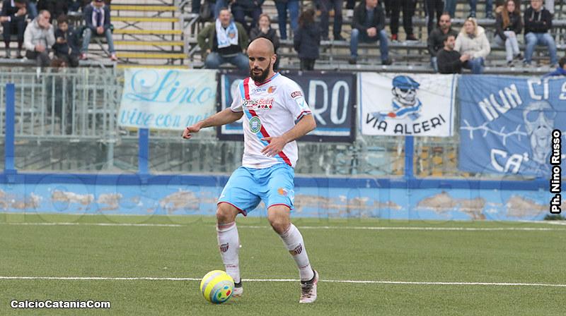 Ramzi Aya, ormai ex difensore del Catania