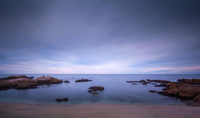 Point Pinos Beach