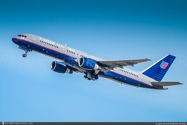 [LAX.2010] #United.Airlines #UA #UAL #Boeing #B757 #N535UA #awp