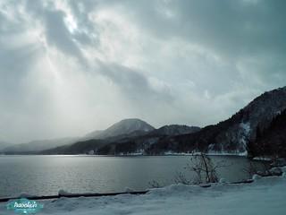 秋田 田澤湖 浮木神社 | by Christabelle‧迴紋針
