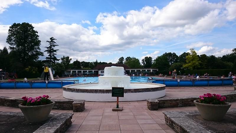 Sandford Park Lido, Cheltenham