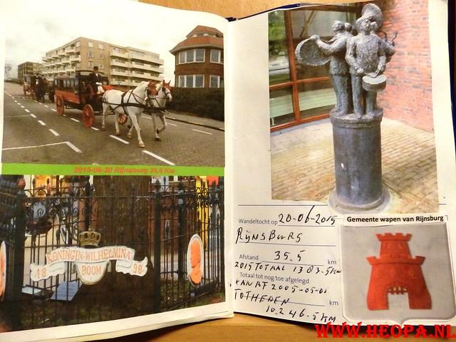 2015-06-20                Rijnsburg          35.5 Km (52)