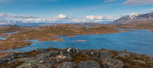 Schweden_031  Umg.Riksgränsen  Torneträsksee