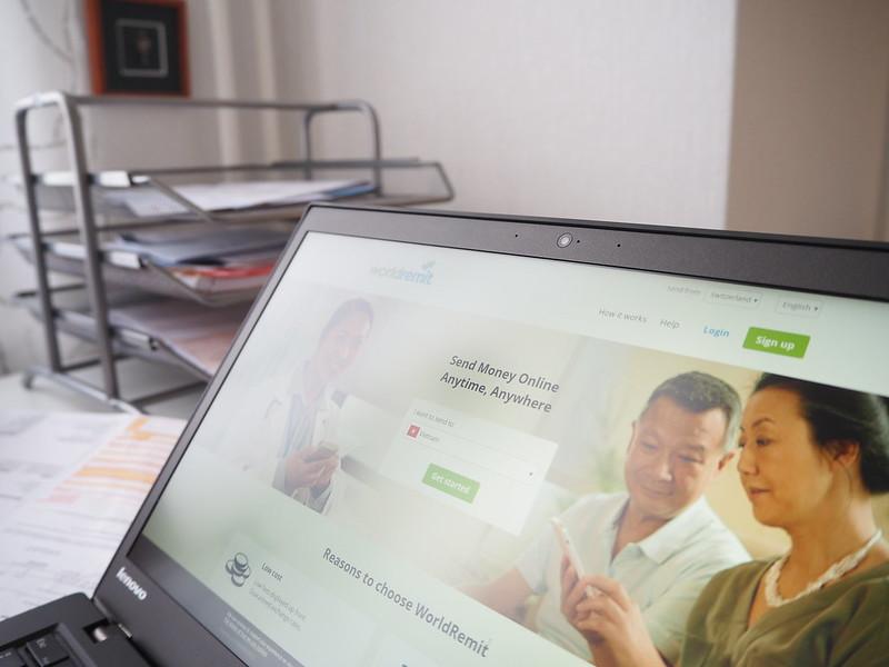 WorldRemit - Send money online