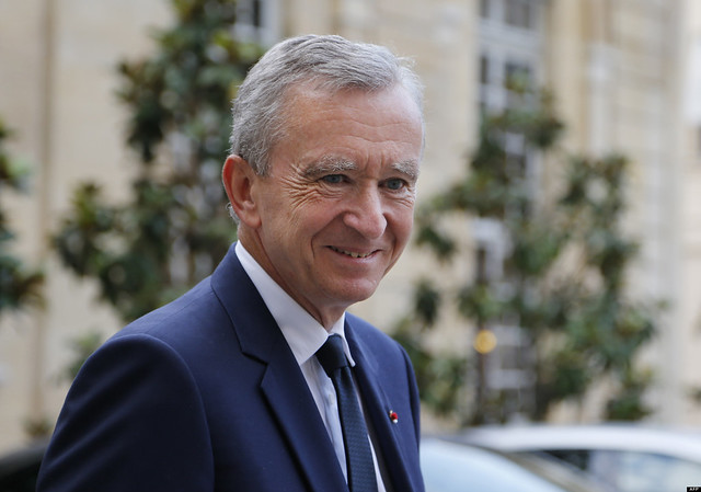FRANCE-POLITICS-LUXURY-LVMH-ARNAULT