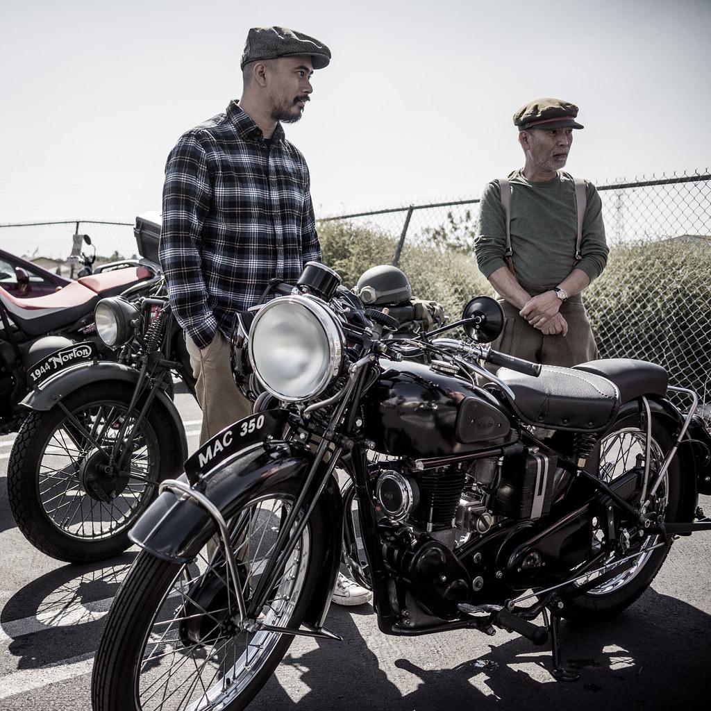 vintage bike show | fe2cruz | Flickr