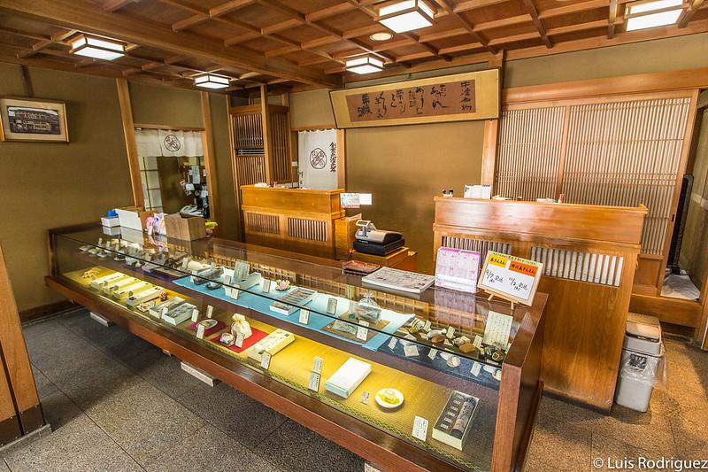 Pastelería Kurikinton no Kawakamiya