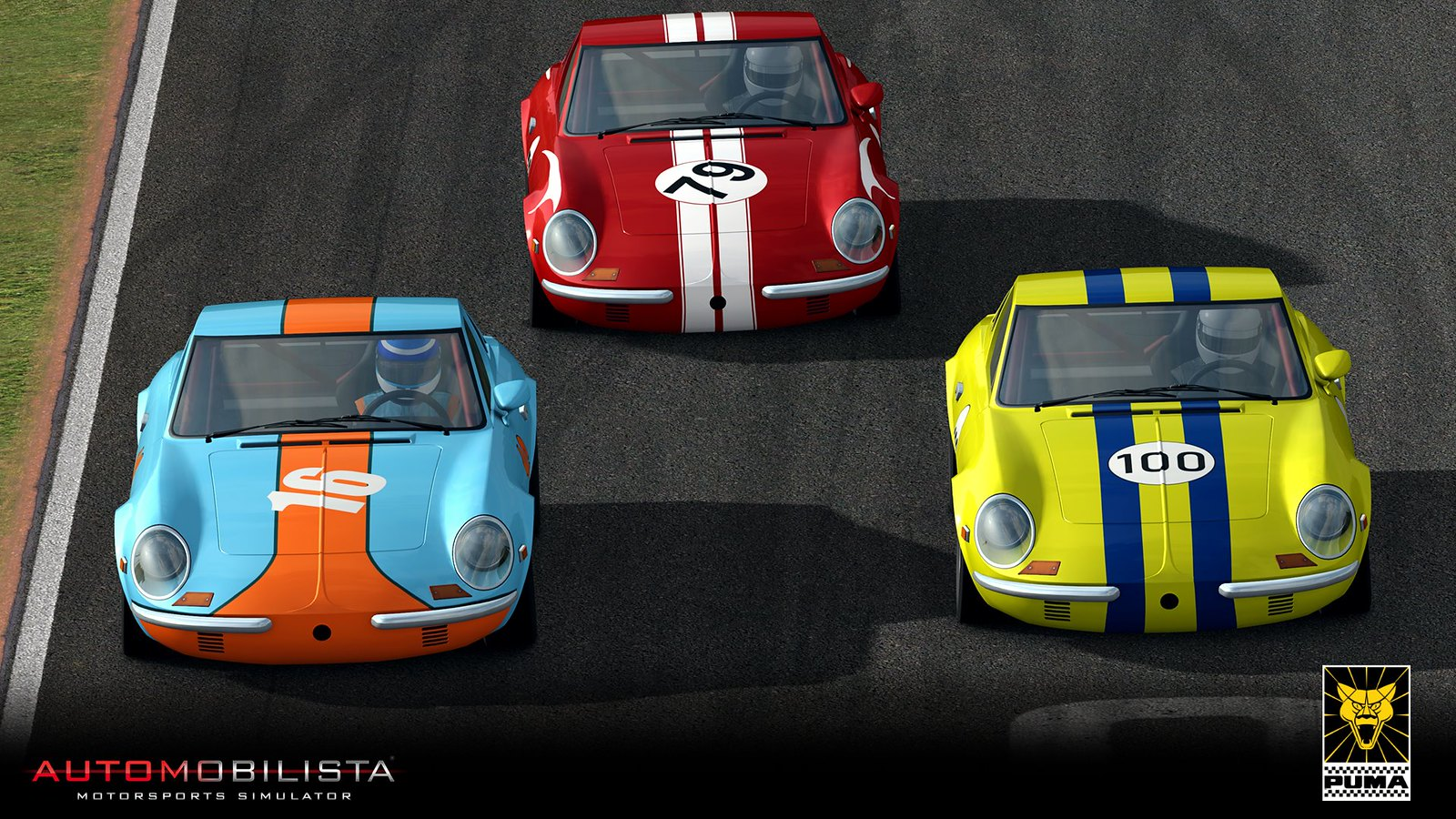 Automobilist Pumas 5