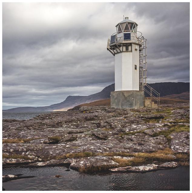 Rhue Lighthouse, Ullapool-3