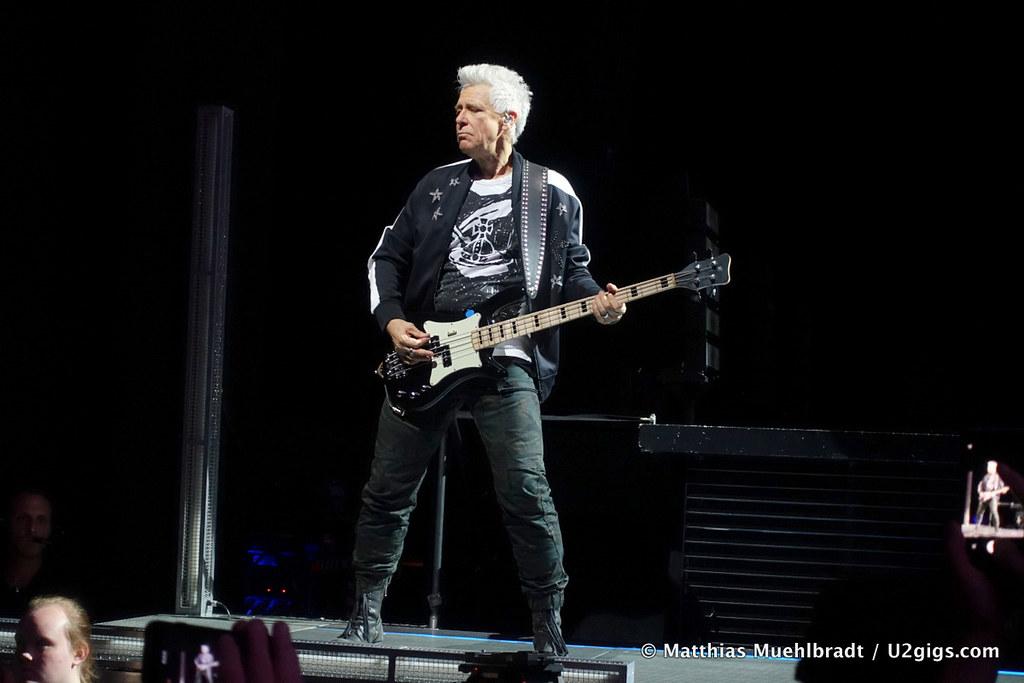 U2 Dublin 2018-11-10 | U2 live at the 3Arena, Dublin on 10 N