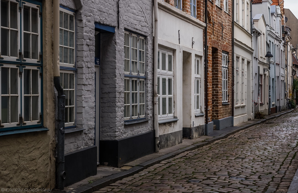 Where the streets have no name | The old town of Lübeck is v