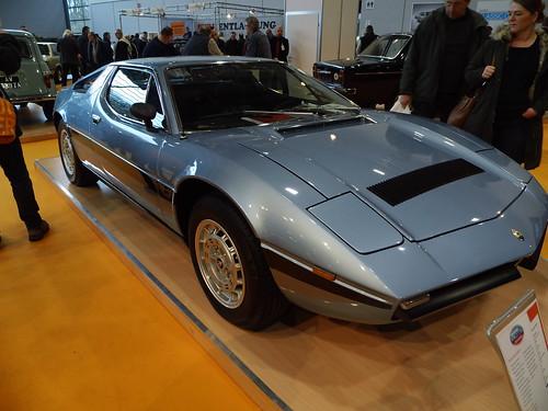 1978 Maserati Merak 2000 GT Bremen Classics 06.02.2016   Flickr