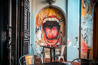 Street Art in George Town   by TheViewDeck