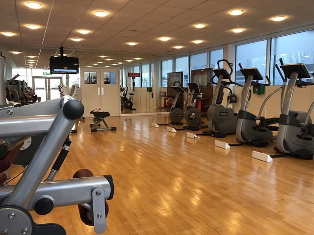Gym - Sheraton Heathrow