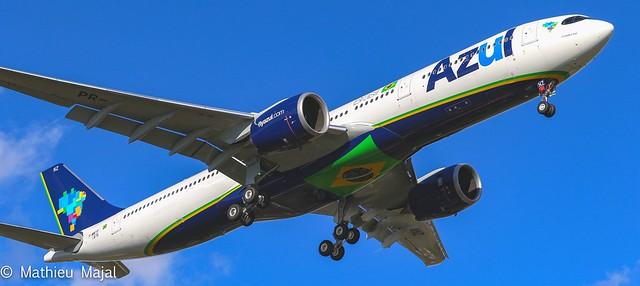 A330-900Neo / Azul Linhas Aereas Brasileiras