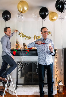 it's almost party time | by Husbands That Cook
