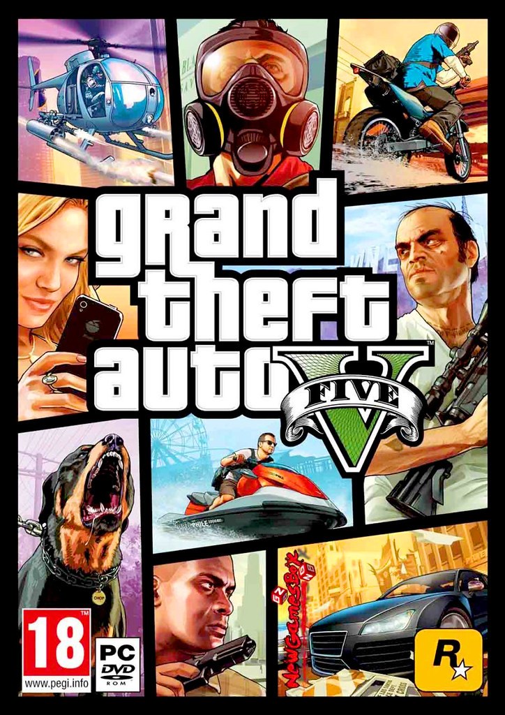 Download GTA 5 - Grand Theft Auto for PC - Free Download