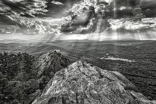 The Beautiful Mountains of North Carolina