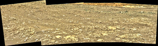 Gale Crater Scenic Panorama 1, variant | by sjrankin