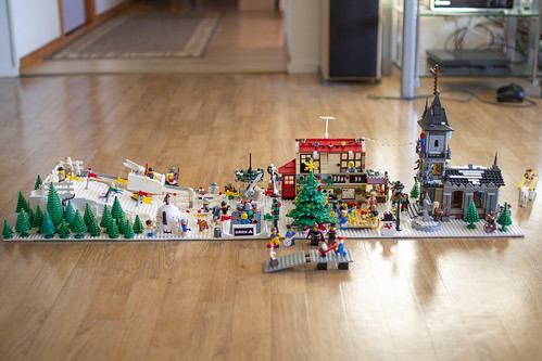 Lego Xmas Exhibition 2018 | by Elfworld