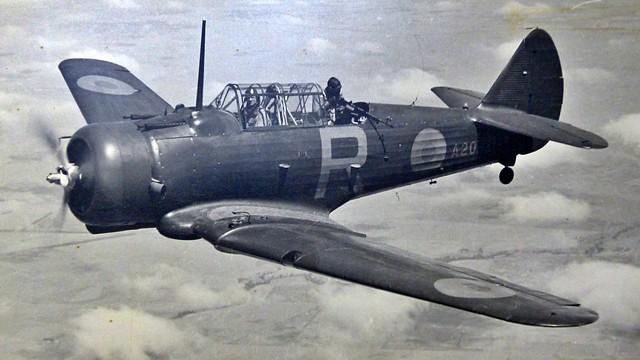 Kriegsflugzeug