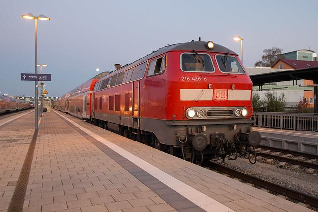 DB 218 426 Mühldorf am Inn