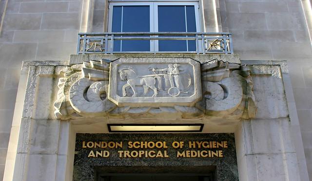 London School of Hygiene & Tropical Medicine: Keppel Street