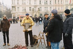 Old Town Musicians