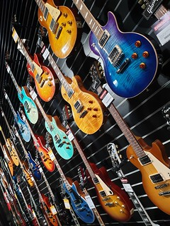 Gibsons Galore | by threelib