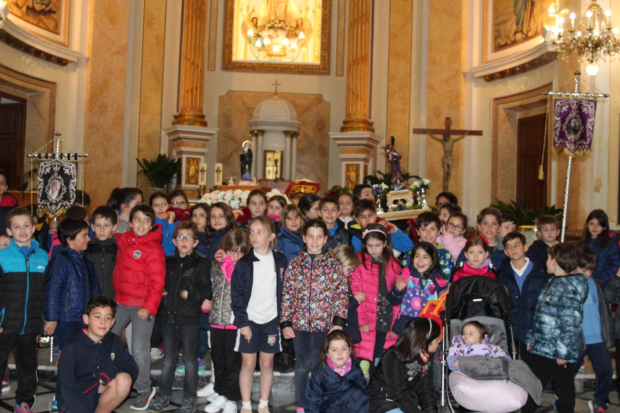 (2018-03-23) II Vía Crucis Infantil (Antonio José Verdú Navarro) (70)