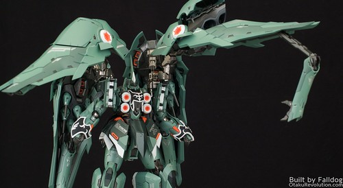 Steel Legend Metal Build Kshatriya 1 | by MT Falldog