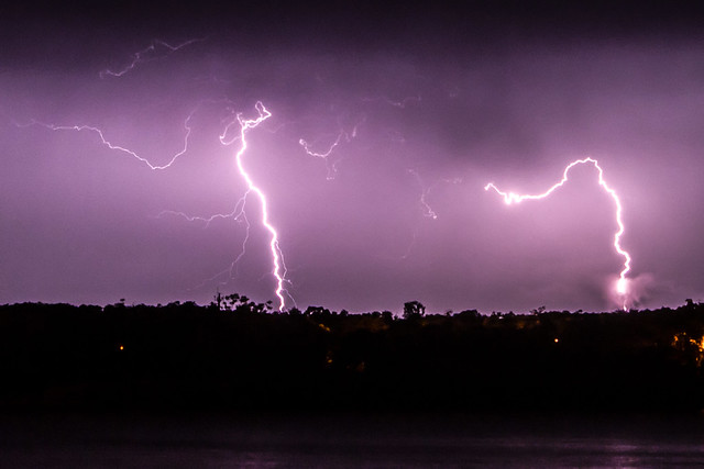 Servere Thunderstorm