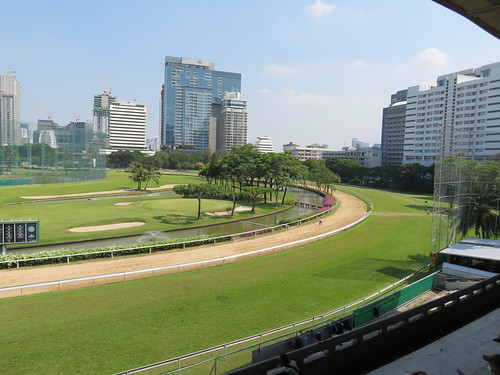 The Royal Bangkok Sports Club ราชกรีฑาสโมสร