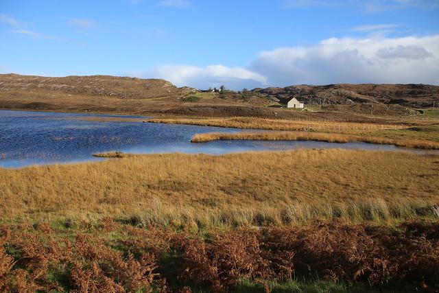 Loch Neil Bhain, Rienachait