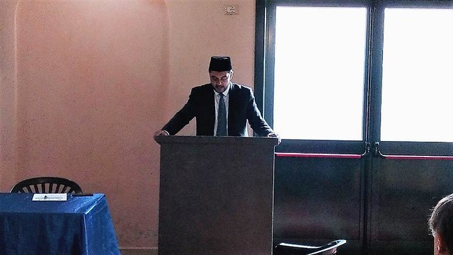 Italy-2018-10-27-UPF-Italy Sponsors Conference on the Family at Mosque