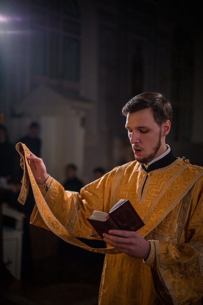 15-16 декабря 2018, Неделя 29-я по Пятидесятнице / 15-16 December 2018, 29th Sunday after Pentecost