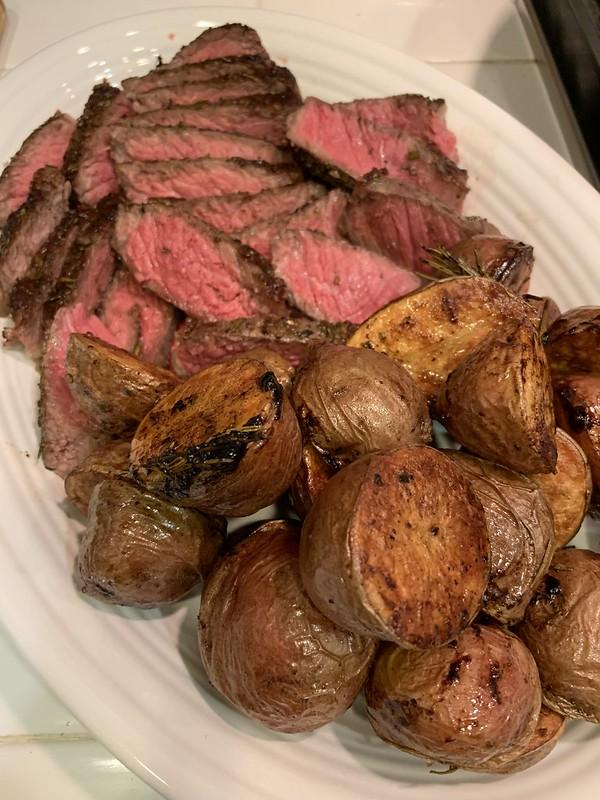 NY Dinner tradition